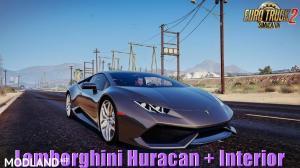 Lamborghini Huracan + Interior v 2.0, 1 photo