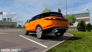 Land Rover velar v1.0, 3 photo
