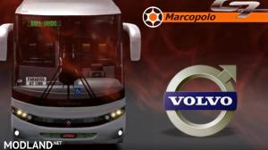 Marcopolo G7 1200 Volvo for 1.33 and 1.34, 2 photo