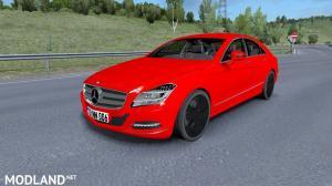 Mercedes CLS 2013 1.1, 1 photo