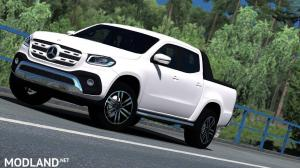 Mercedes-Benz XClass 2018 1.34 & up, 1 photo