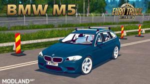*BMW M5 E60 V11, 1 photo