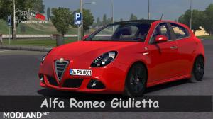 Alfa Romeo Giulietta V1R2 (1.34), 1 photo