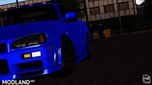 Nissan Skyline GT-R R34 V-Spec II 1.35.x  - Direct Download image