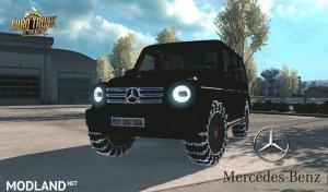Mercedes Benz G500 2019 1.33.x, 1 photo