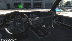 Mercedes Benz G500 2019 1.33.x, 2 photo