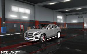 Mercedes Benz GLE 400 BETA, 1 photo
