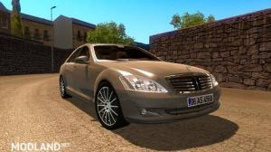Mercedes Benz S350 2009 1.35.x - External Download image
