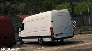 Mercedes Benz Sprinter 2019 V1R10 (1.35), 3 photo