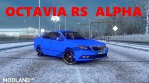 Skoda Octavia RS 2016 Alpha, 1 photo