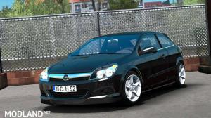 Opel Astra H GTC/OPC – V1R10 – 1.35.x, 1 photo