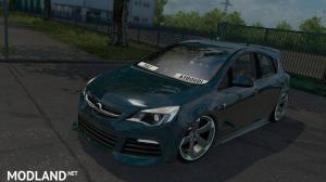 Opel Astra J V1R10 (1.35.x), 1 photo