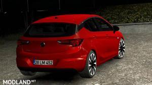 Opel Astra K – Beta 3 – 1.35, 3 photo