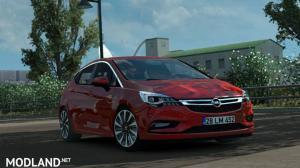 Opel Astra K – Beta 3 – 1.35, 1 photo