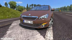 Peugeot 308 1.31.x, 1 photo