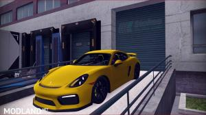 Porsche Cayman GT4 1.35.x, 1 photo
