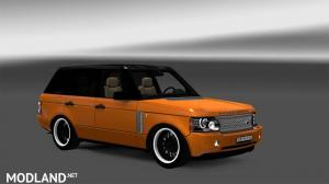 Range Rover Supercharged 2008 ver 1.24