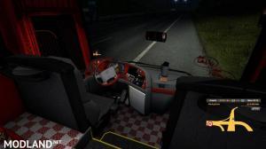 Runiran Volvo B9R I Shift v1.0, 2 photo