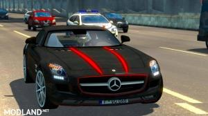 Mercedes Benz SLS AMG, 1 photo
