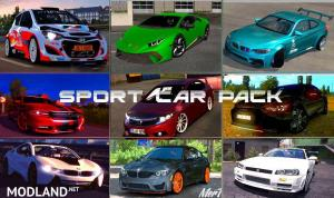 SPORT CAR PACK v1.0, 1 photo