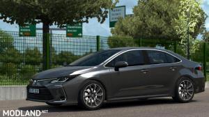 Toyota Corolla 2020 V1R30 1.37