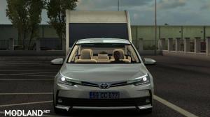Toyota Corolla V1R5 1.34