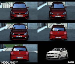 Volswagen Polo 1.35.x