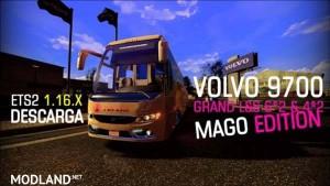 Volvo 9700 Grand LS 6×2 and 4×2