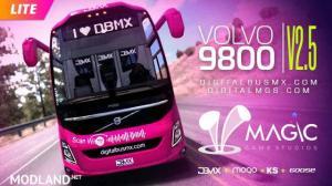 VOLVO 9800 LITE by DIGITALMGS 1.37 - 1.38, 1 photo