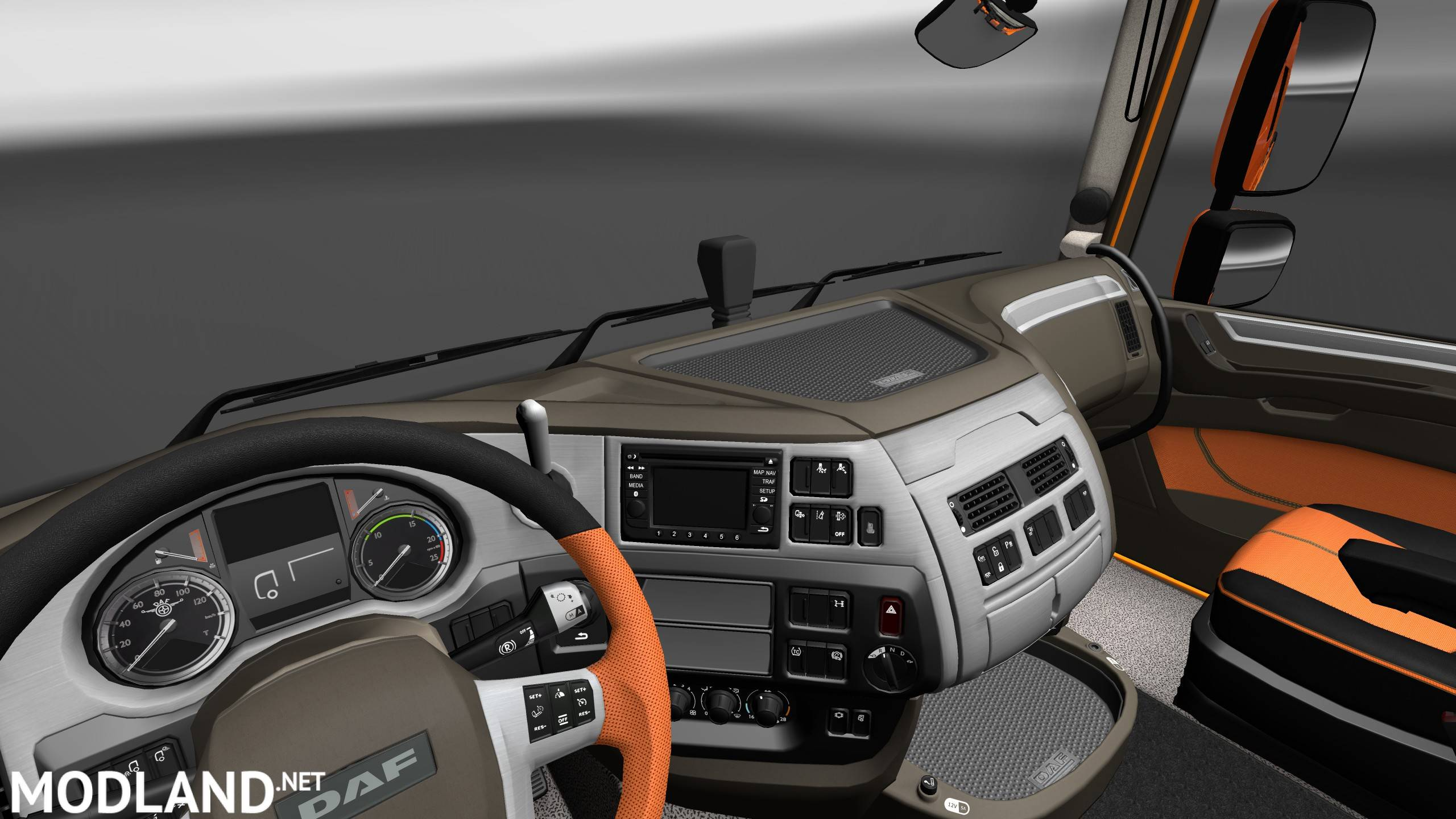 Interior  DAF Trucks Limited