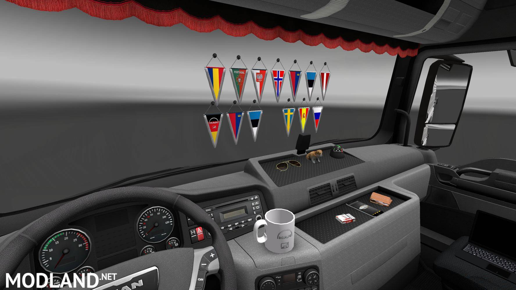addons for dlc cabin mod for ets 2