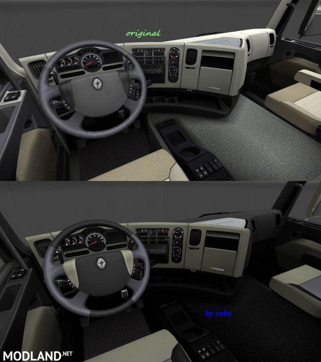 Renault Premium & Magnum Darker