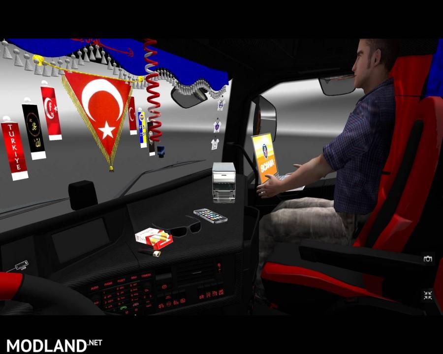 Volvo Redline Interior