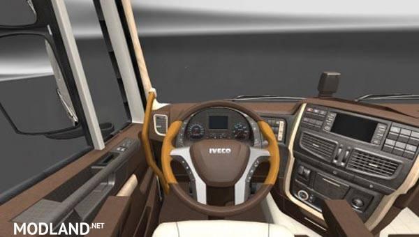 Iveco Hi Way Interior