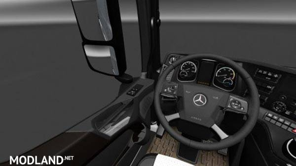 Mercedes MPIV Luxury Interior