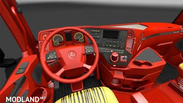 Mercedes Red Leather Interior Mercedes Benz Red Leather