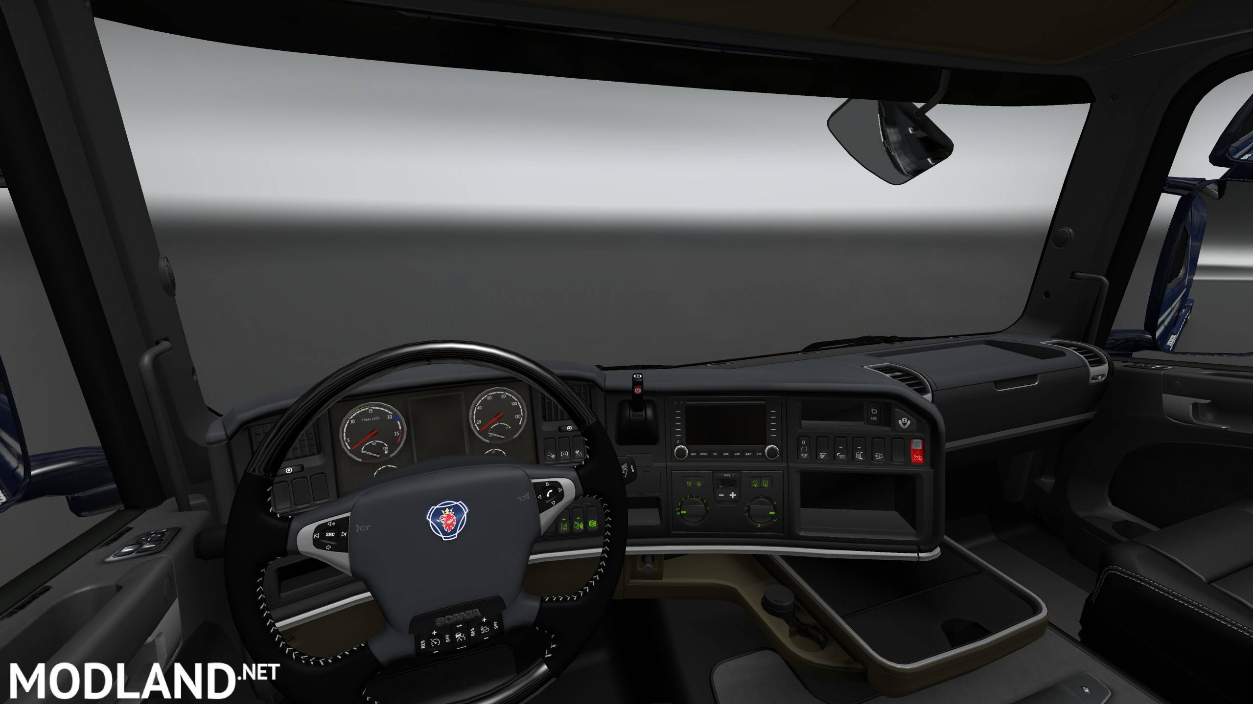 scania trucks interiors exteriors improvements pack mod for ets 2