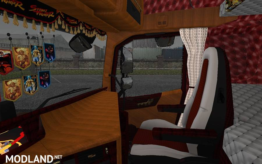Shadaloo Volvo Fh16 2012 Interior Mod For Ets 2