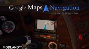GOOGLE MAPS NAVIGATION v 1.0, 1 photo