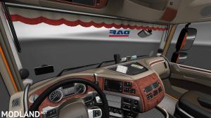 DAF XF Euro 6 Interior/Exterior Rework ver. 1.1. (Ohaha`s DAF E6 Ready!), 1 photo