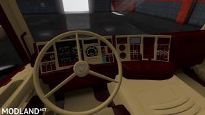 Interior for Scan RJL 4 series Red Beige version 1.33