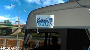 Scania R series 620 Flags & Pennant, 3 photo