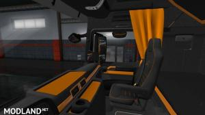 MAN Euro 6 Black Orange Interior MADster, 1 photo