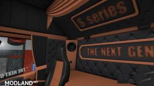 New Scania S Custom Interior, 1 photo