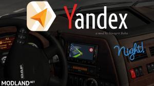 ETS 2 - Yandex Navigator Night Version, 1 photo