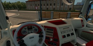 DAF XF Interior, 2 photo