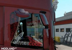 DANISH CURTAINS FOR SCANIA NEXT GEN