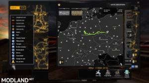 ETS 2 - Yandex Navigator Night Version, 3 photo