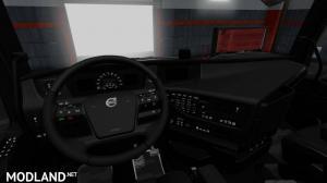Volvo FH 2012 Black Interior