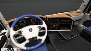 Scania RS (RJL) Interiors, 1 photo